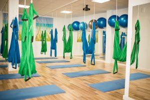 Centro Fisiovera sala clases